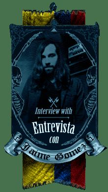 Exclusiva entrevista con Jaime Gomez, Orgone Studios - A killer Metal interview with Jaime Gomez, Orgone Studios