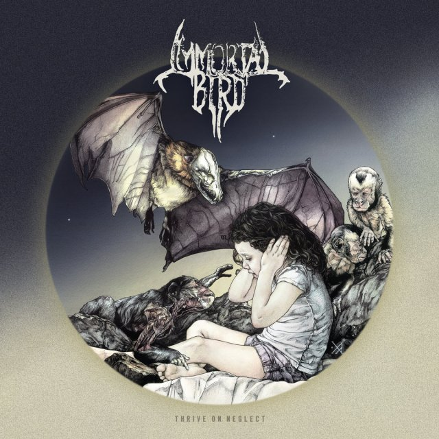 "IMMORTAL BIRD nuevo disco ""Thrive On Neglect"" para julio"