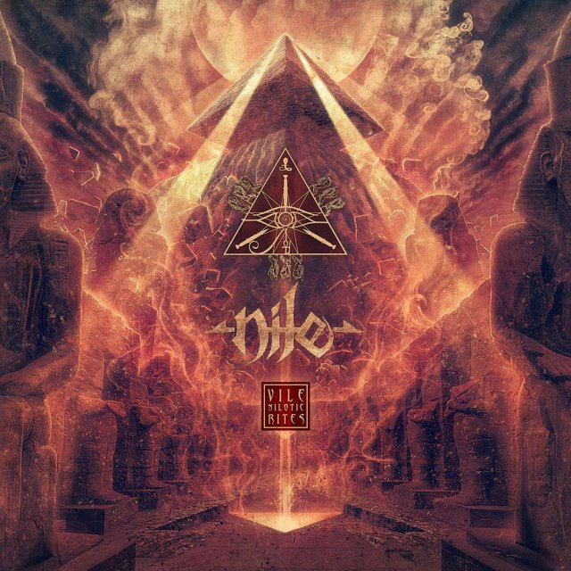 "NILE nuevo album ""Vile Nilotic Rites"", single en linea"