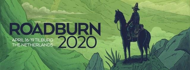 ROADBURN FESTIVAL 2020 anuncia las primeras bandas