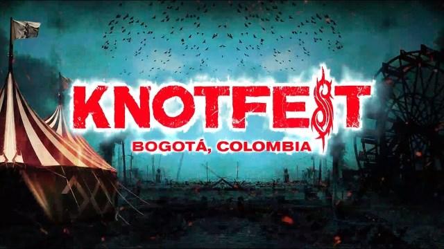 Transporte para el Knotfest Colombia 2019