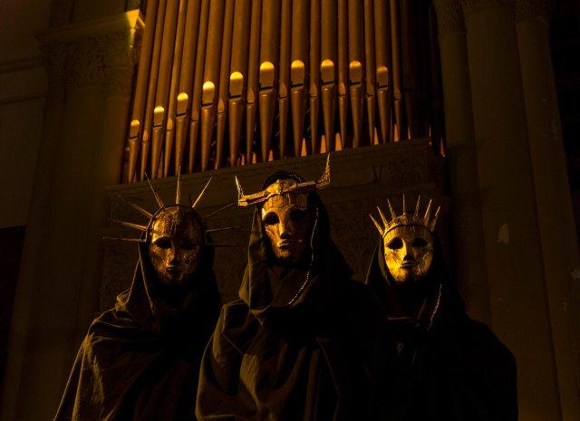 "IMPERIAL TRIUMPHANT regresa con nuevo album ""Alphaville"""