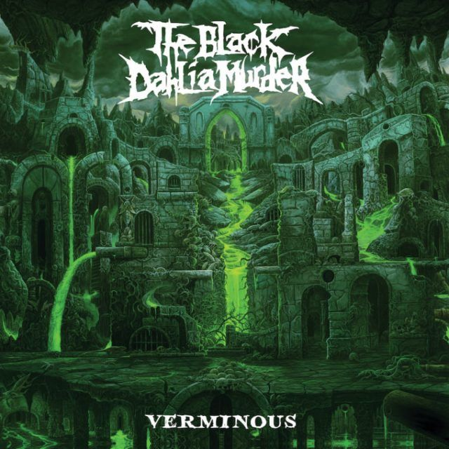 Reseña Disco Verminous de The Black Dahlia Murder