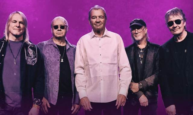 DEEP PURPLE estrena un segundo video de su nuevo álbum