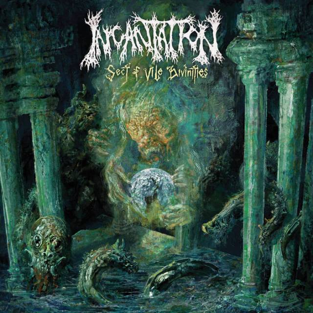 "INCANTATION primer adelanto de su nuevo album ""Sect Of Vile Divinities"""