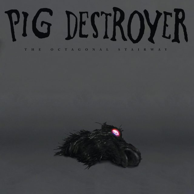 "PIG DESTROYER nuevo EP ""The Octagonal Stairway"" para agosto"