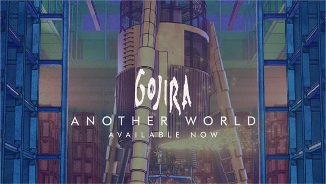"Gojira nos sorprende llevándonos a ""Otro Mundo"""
