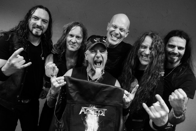 ACCEPT cuelga primer single y video clip de su nuevo disco Too Mean To Die