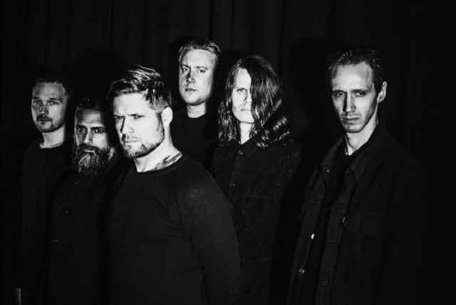 """CULT OF LUNA nuevo EP """"The Raging River"""" primer adelanto en linea"""