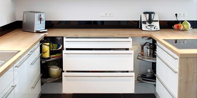 Stunning Eckschrank Küche Karussell Contemporary - Globexusa.Us
