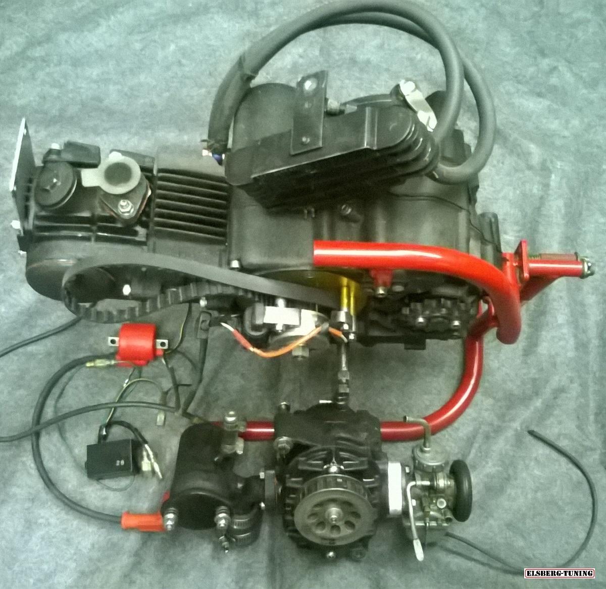 110 Mini Chopper Wiring Diagram Supercharging