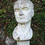 Busto de Gayo Cilnio Mecenas