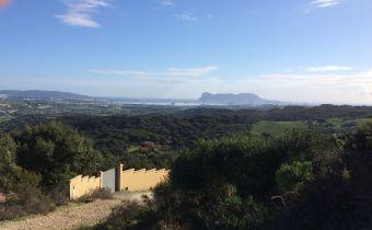 Vista del Campo de Gibraltar