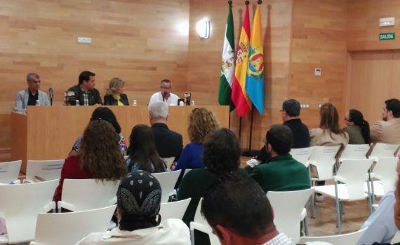 PRESENTACIÓN DEL LIBRO EL SECRETO DE LOS BALBO EN ALGECIRAS