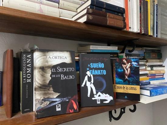 Libros de J. A. Ortega