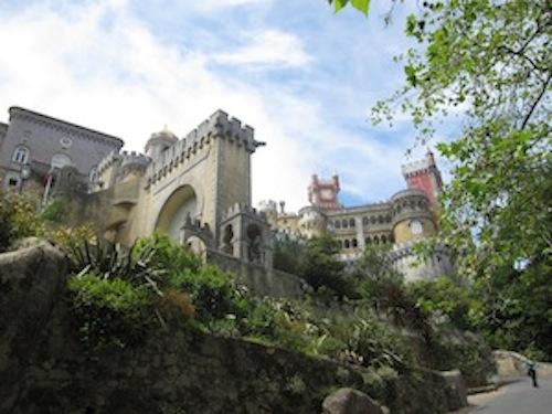 Palazzo del Sintra in Sintra, Portugal