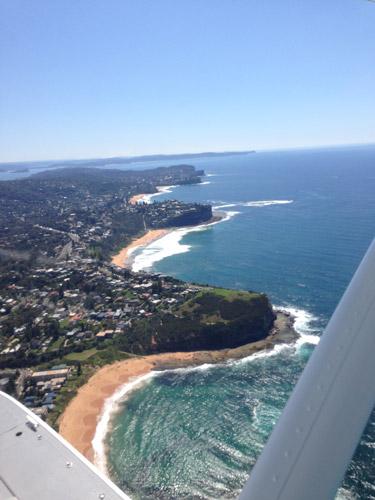 sydney-coast-seaplane