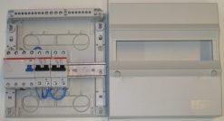 Færdigmonteret gruppetavle FMGU10120001