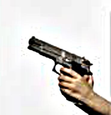 POINTING GUN