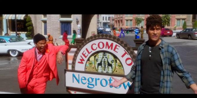 negro town