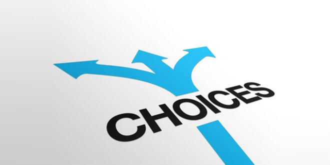 Custom over choice