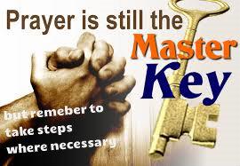 prayer-is-the-master-key