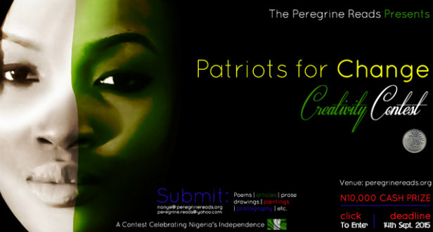 patriots for change contest