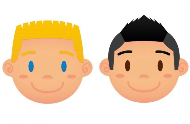 Same sex emoji