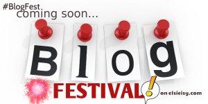 Blog Festival - #BlogFest