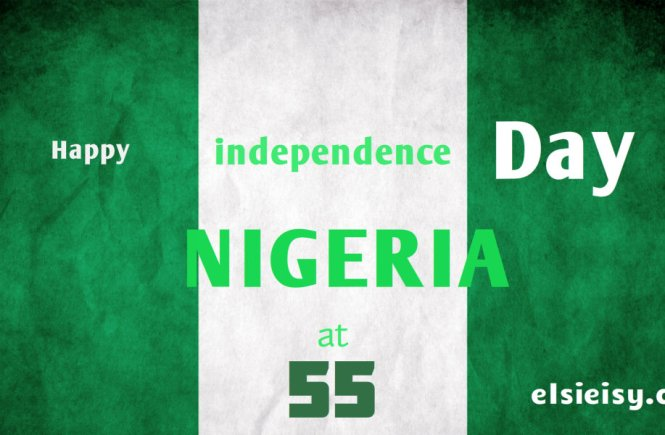Happy Independence Day: Nigeria at 55