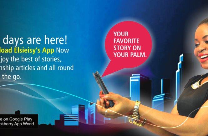 www.elsieisy.com - Elsieisy blog Mobile App
