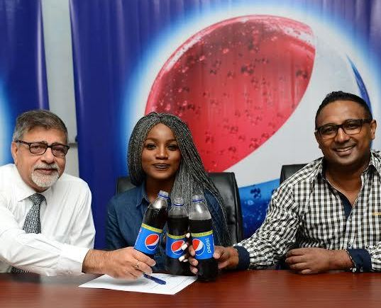 Seyi Shay signed as Pepsi Music Ambassador