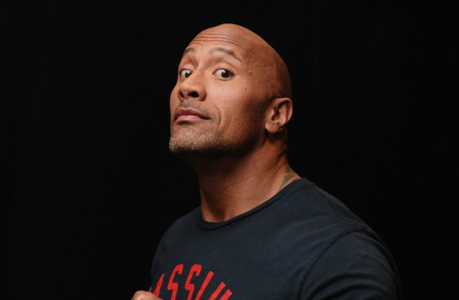 Dwayne (The Rock) Johnson's inspiring message for people with depression