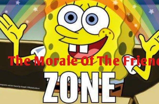 #Blogfest: The Morale Of The Friendzone!