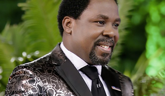 Prophet T. B. Joshua Named 'Yoruba Man Of The Year'