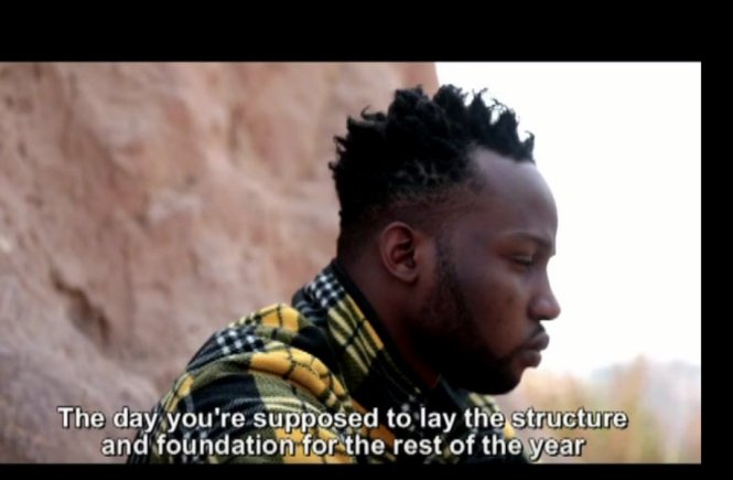 Short Film: New Year Resolution
