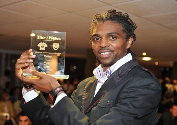 Kanu Nwankwo Named World All Time Football Legend