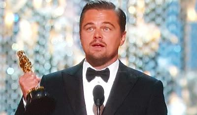 Leonardo DiCaprio finally wins an Oscar!! See Full List Of Winners