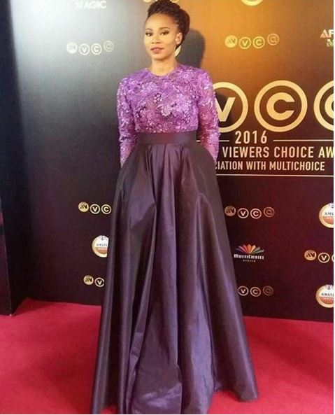 Top 17 Best Red Carpet Look At The #AMVCA2016