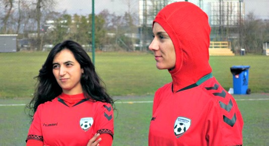 Check Out World's First Hijab- Jersey