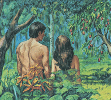 Adam and Eve's Thought