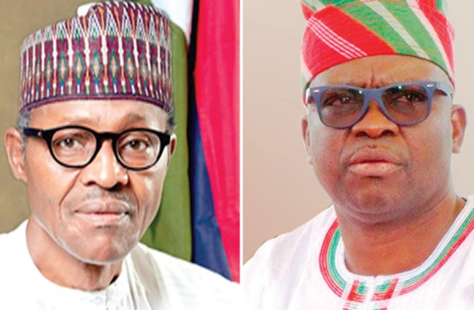 Fayose vs Buhari: Where I stand