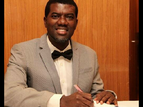 First To Marry Wins No Prize - Reno Omokri