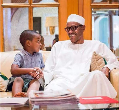 President Muhammadu Buhari's Children's Day Message