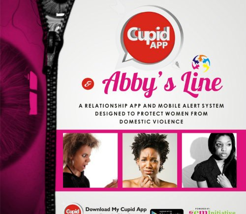 Cupid App: New Domestic Violence Alert App For Nigerians