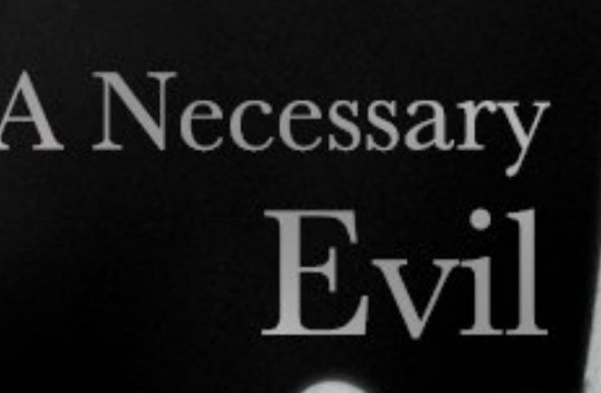 elsieisy blog - The Necessary Evil