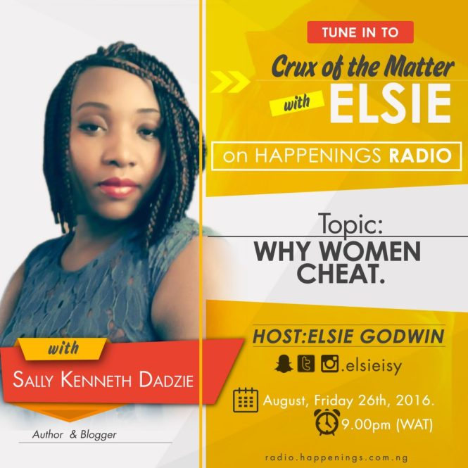 Crux of the matter with Elsie - elsieisy blog