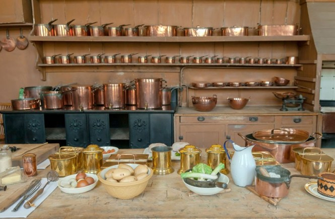 Our Gluttonous Kitchen Servants - elsieisy blog