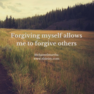 FORGIVENESS - EVEN WHEN IT SEEMS IMPOSSIBLE - elsieisy blog