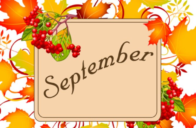 Work On These Things In This Month Of September - elsieisy blog